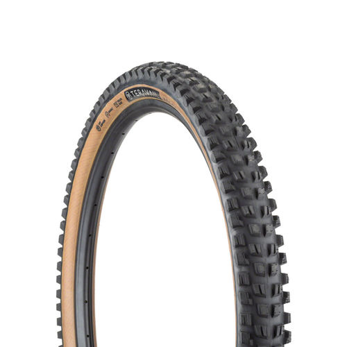 Teravail Kessel Tire - 29 x 2.4 Durable Sidewall Tubeless Tire Tan