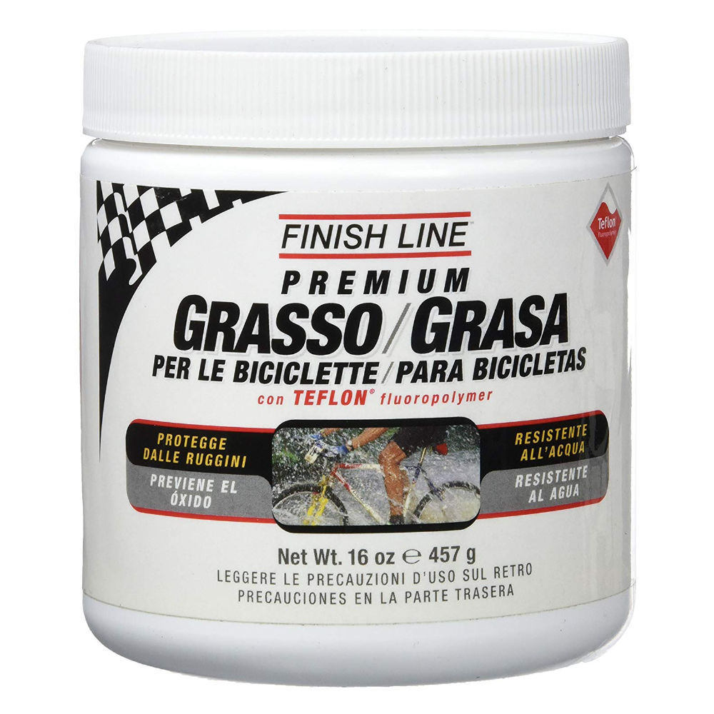 Finish Line Teflon Grease 457 grams Tub