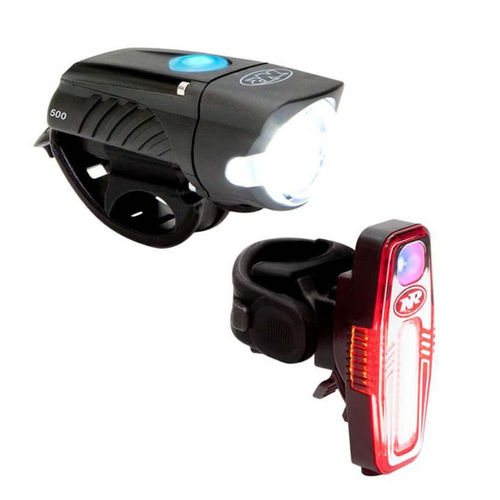 NiteRider Swift 500 LED Headlight and Sabre 110 Combo