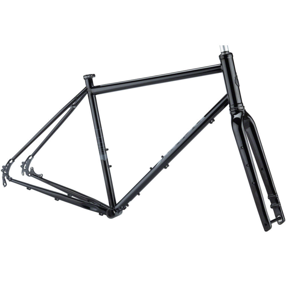 Salsa Vaya Frameset Black 2021 - available for Special Order