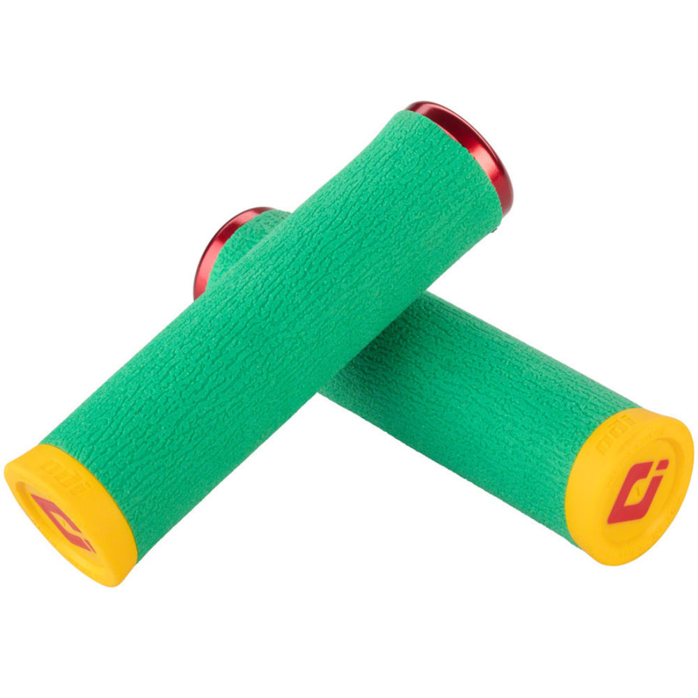 ODI Dread Lock Lock-On Grips Rasta