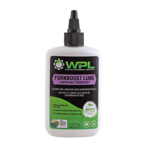 Whistler Performance (WPL) ForkBoost Fork Seal Lubricant 120ml