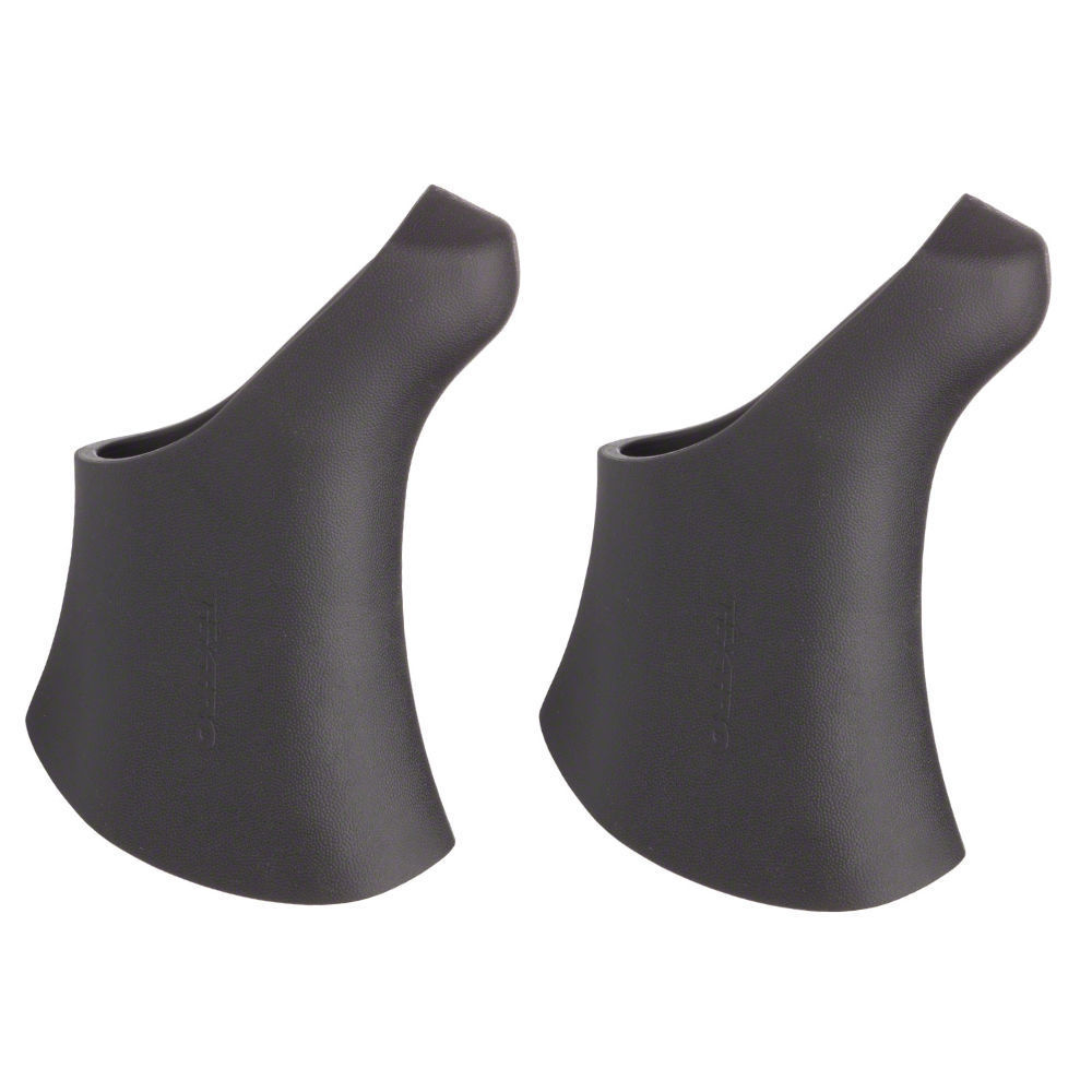 Tektro Replacement Hoods for R340 and R341 Levers Black