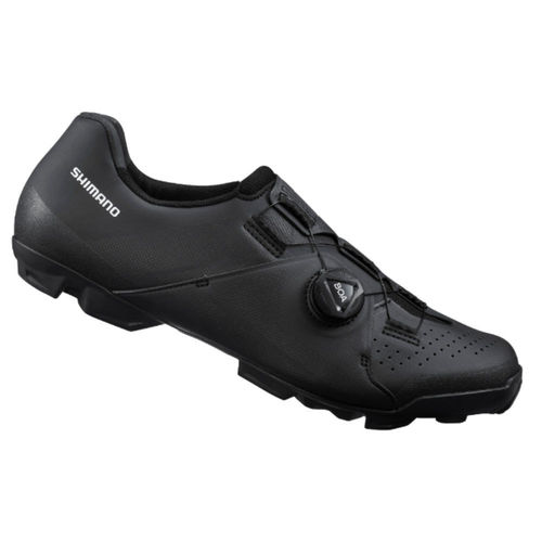 Shimano SH-XC300 SPD Mountain Bike Shoes Black 43