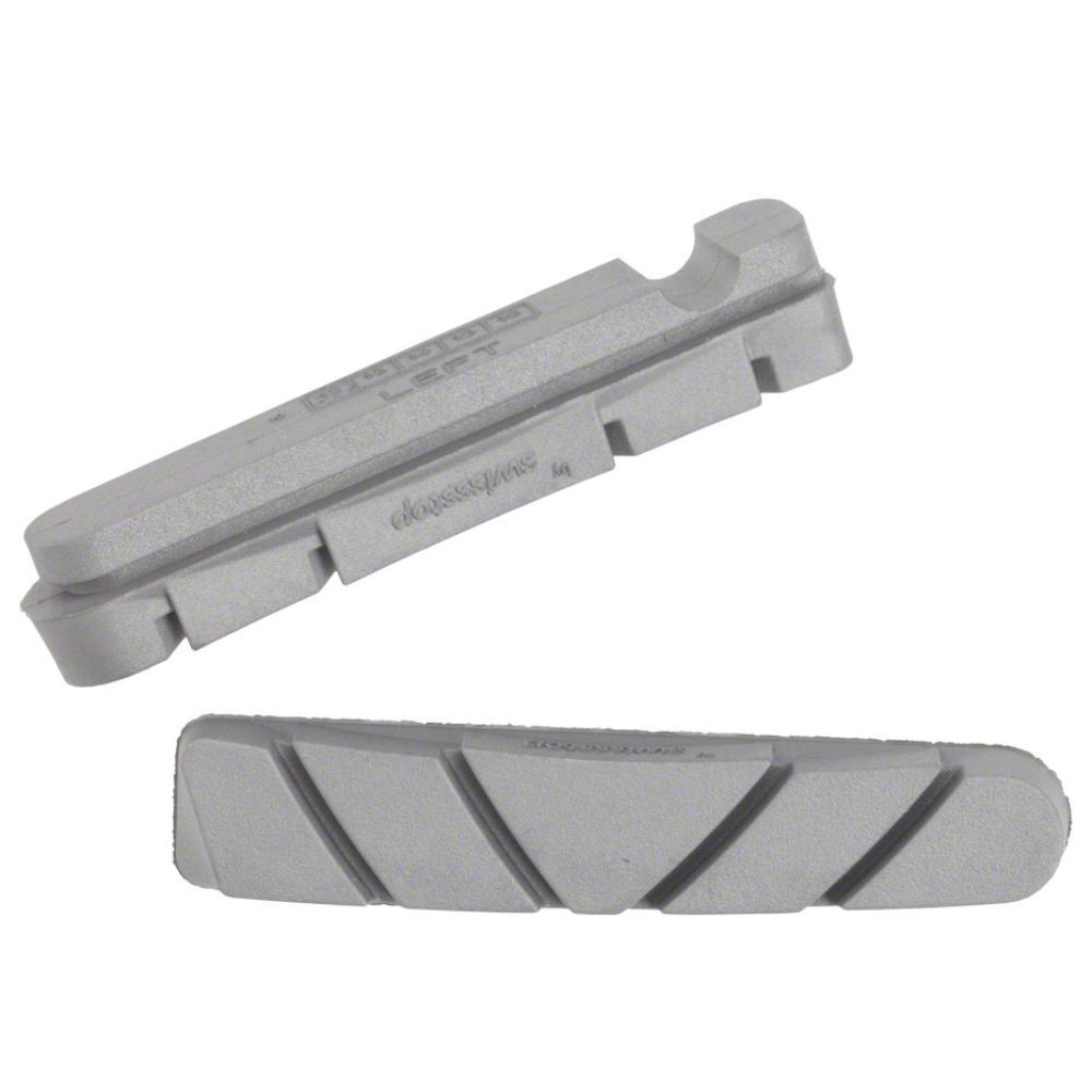 ZIPP Speed Weaponry Tangente High Performance Platinum Pro Evo Brake Pad Inserts for Carbon Rims